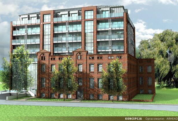 Tak będzie wyglądał nowy budynek przy Krowiej ARHEAD