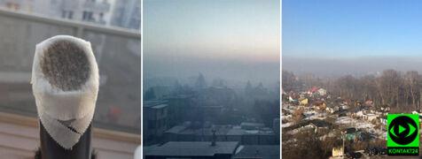 """""""Kolejny zabójczy dzień"""". Smog widać gołym okiem"""