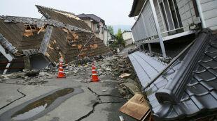 """""""W tym roku mieliśmy spokój"""". W przyszłym trzęsień będzie więcej"""