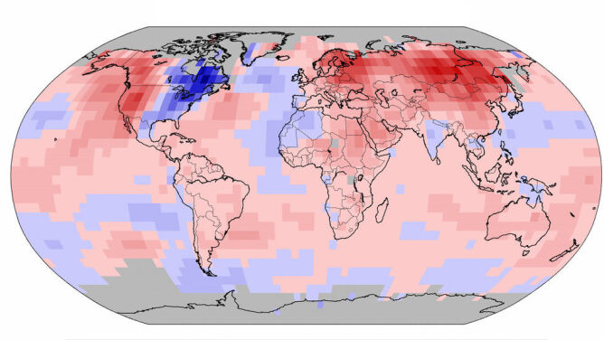 Padł rekord. Pierwszy kwartał 2015 roku <br />najcieplejszy w historii pomiarów
