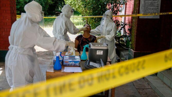 WHO zapewni 120 milionów tanich testów do szybkiego rozpoznawania koronawirusa