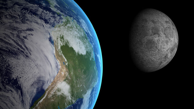 Gdyby nie Księżyc, życie na Ziemi <br />mogłoby nie istnieć