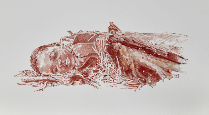 Artystyczna wizja wyglądu Mtoto (Fernando Fueyo)