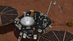 """""""Lądownik InSight działa jak gigantyczne ucho"""". Nagrano marsjański wiatr"""