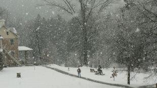 Prognoza pogody na jutro: śnieg spadnie w całym kraju