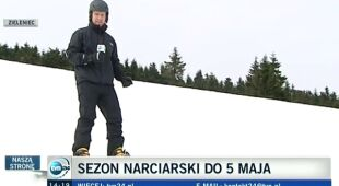 Sezon narciarski do 5 maja